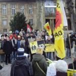 Dreikönigsaktion in Stuttgart. Bild: BBMN eV