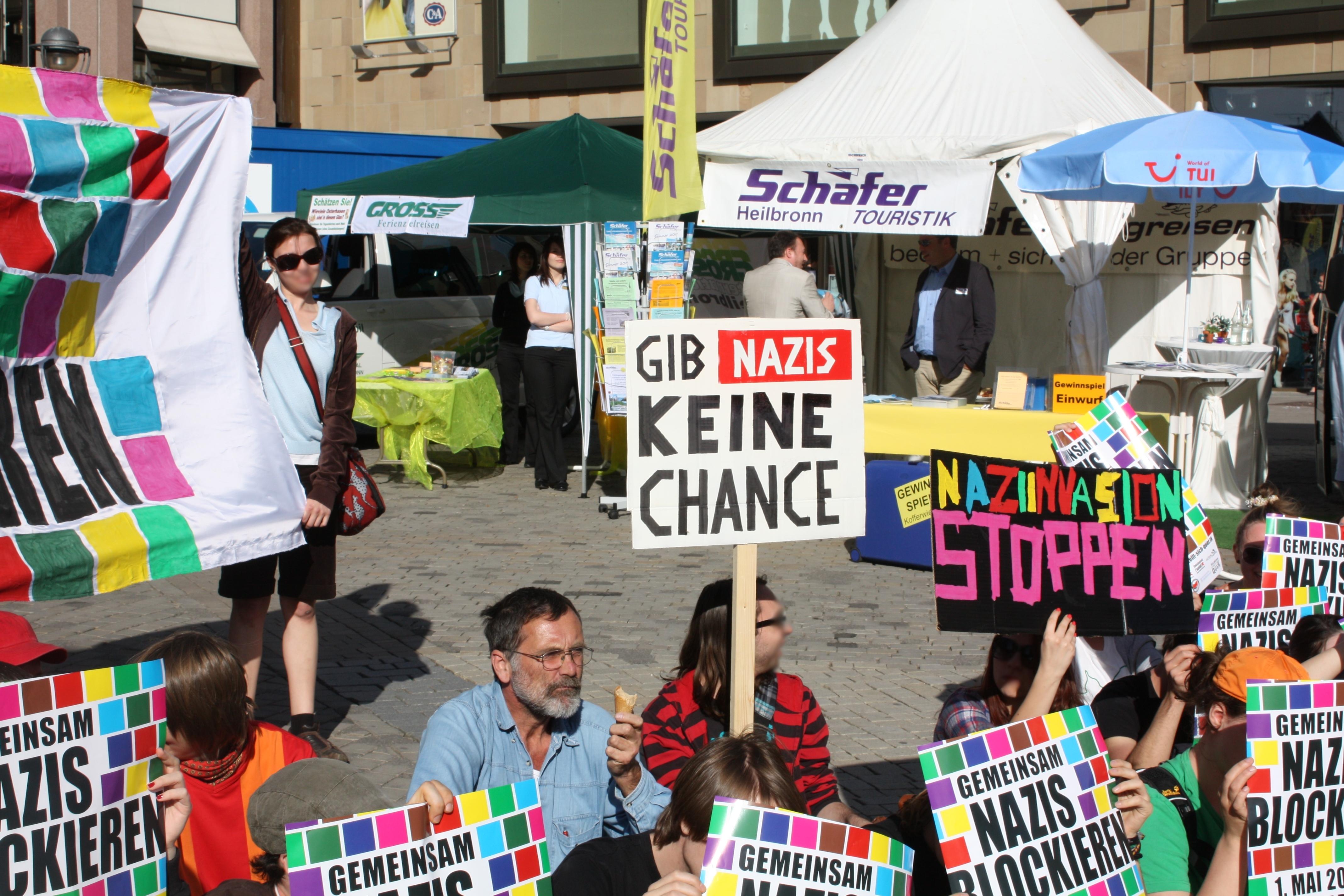 Probesitzen Kiliansplatz