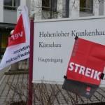 Streiks für mehr Lohn