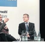 Bürgermeisterwahlen 2011 in Offenau: Müllerschön gegen Folk