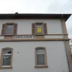 Kommunalpolitisches Armutszeugnis? Der Bahnhof in Gundelsheim soll verkauft werden.