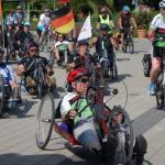 Rad und Rolly Tour 2015, von Bad Rappenau bis zum Breitenauer See und zurück