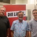 Ralf Ritter, Johannes Müllerschön und Daniel Schöffel