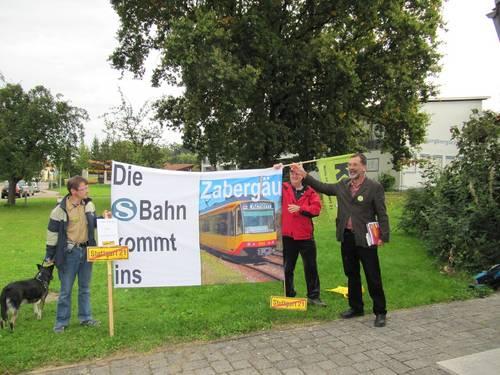 Müllerschön wird neues Mitglied bei der BI Zabergäubahn