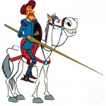 J.M.: Don Quijote  oder Whistelblower?