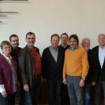 Mitglieder der Fraktion von den Grünen, ödp, DIE LINKE und Bunte Liste (Heilbronn).