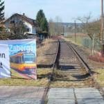Reaktivierung der Zabergäubahn nach 2019? Foto: wh