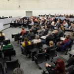 Am 7.10.15 fand im Landtag ein Empfang statt für Betriebsräte.